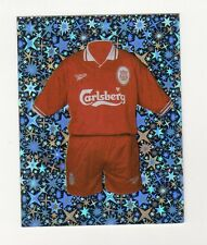 figurina MERLIN'S PREMIER LEAGUE 97 NUMERO 238 LIVERPOOL DIVISA