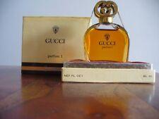 Estratto   Parfum  Extrait  GUCCI  PARFUM 1  30 ml  Perfumer Guy Robert