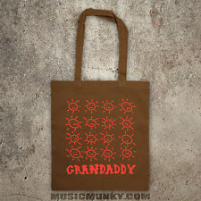 GRANDADDY suns TOTE BAG shopper sumday Last Place A.M 180 NEW bag for life