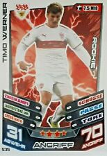 Timo Werner Stuttgart 2013/14 Topps  - Rookie - RC