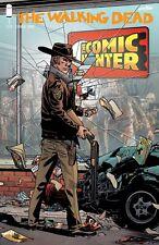 Walking Dead 15th Anniversary #1 Reprint (Comic Hunter Variant)