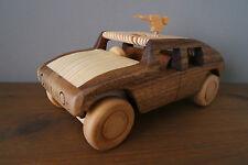 Giocattolo in legno di alta qualità, HUMMER-stile vintage, fatto a mano, realizzati a mano