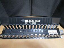 BLACK BOX HH-100-1B PATCHCORD ORGANIZER 38923