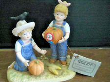 Vintage Denim Days 1997 Home Interior '' The Prize Pumpkin