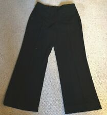 LADIES DRESS SLACKS FRONT ZIPPER POLYESTER BLEND FITS SIZE 8-10 See Details