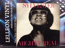 Sylvester Mighty Real LP Album Vinyl Record FTA3009 A1/B1 Disco 70's