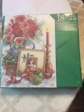 Holiday Time Christmas Cards 18 Victorian New