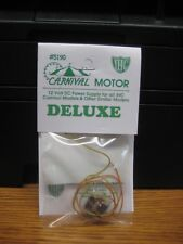 Ihc 12 Volt Dc Power Supply For All Ihc Carnival Models & Other Models # 5190