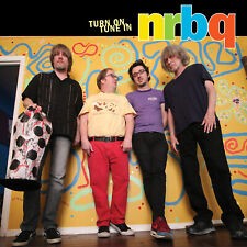NRBQ - Turn On, Tune In - Live in studio! NEW SEALED 2LP with DVD