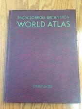 1957 Encyclopedia Britannica World Atlas