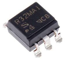 Sharp 0.15 A Solid State Relay, cero cruzar Triac, 600 V AC carga máxima
