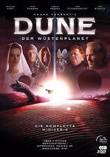 Dune: Der Wüstenplanet - Die TV-Miniserie (Neuverfilmung) - Extended Version DVD