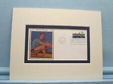 The Olympic Sport of Crew & Rowing and First day Cover of its own stamp