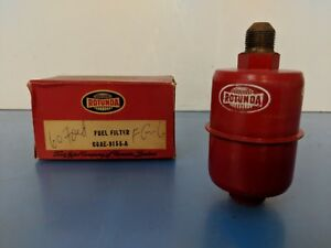 NOS FORD FUEL FILTER C0AE-9155-A ROTUNDA BOXED RARE!! 1960 Edsel Ford Meteor
