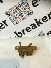 Rear Seat Latch Lock From VW GOLF MK3 CABRIOLET 2.0