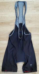 Specialized Mens Bib Size Large Shorts Black