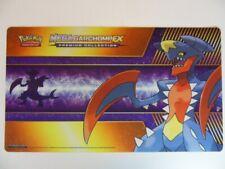 YUGIOH! Pokemon Mega Garchomp EX Playmat x1