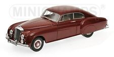 MINICHAMPS 100 139420 100 139421 BENTLEY R TYPE CONTINENTAL model cars 1954 1:18