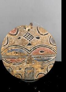 Old Tribal Teke Tsaayi   Mask --- Gabon  BN 1