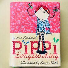 Pippi Longstocking by Astrid Lindgren (Hardback, 2007)