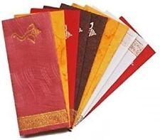 Shagun Gift Envelope (Pack of 10+2 Free)Assorted Color Designs Money Holder Card