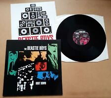 "BEASTIE BOYS Root Down original 1995 UK vinyl 12"" EP with insert"