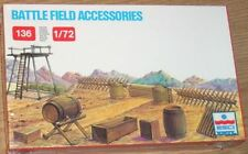ESCI Battlefield Accessories #216 1/72