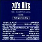 Vol. 1-70's Hits - Great Records Of The Decade (1990, CD NEUF) Exile/Bo