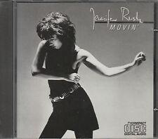 Jennifer Rush CD MOVIN (c) 1985 CBS  JAPAN