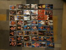 ALBUM TOPPS WWE then now Forever tutti 244 STICKER COMPLETO
