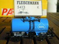 Fleischmann 5413 K Kesselwagen ARAL Bochum der DB Epoche 4/6 neuwertig in OVP