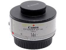 Canon EF moltiplicatore di focale Extender 1,4x per EOS.