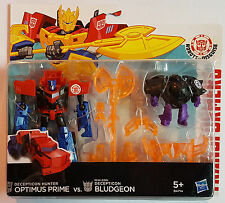 HASBRO® B4714 Transformers RID Minicon Optimus Prime vs. Bludgeon