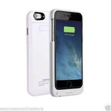 Étuis, housses et coques blanche simple iPhone 6 pour téléphone mobile et assistant personnel (PDA) Apple