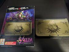 New Nintendo 3DS XL; Edición Especial Zelda Majoras Mask