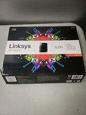 Linksys E1200 300 Mbps 4-Port 10/100 Wireless N Router