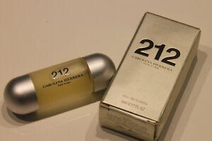 Carolina Herrera 212 - Parfum Miniatur