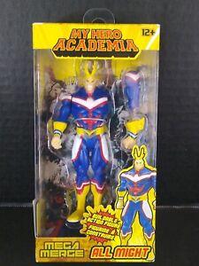 "Mega Merge My Hero Academia All Might 3.75"" Figure Brand New #12"