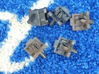 FORD GRANADA MK1 REAR BOOT LID MOULDING CLIPS NOS GENUINE FORD X 5