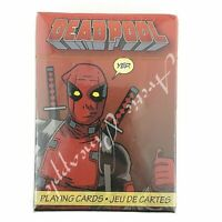 Deadpool Marvel Comics 52 Playing Card Deck New In Package