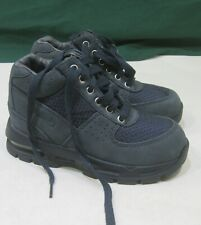 new 311568-401 NIKE AIR Max Goadome ACG Boots Navy Blue Boys Size 11.5
