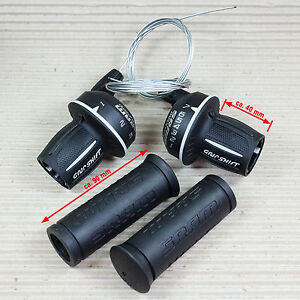 Sram MRX Comp 3x7 fach Set für 3 fach Umwerfer für 7 fach Shimano Schaltwerk