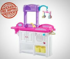 Step2 Love And Care Deluxe Nursery Playset Feeding Station Children Kids New