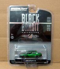 New ListingGreenlight Black Bandit 1968 Datsun 510 Greenlight Green Machine Chase