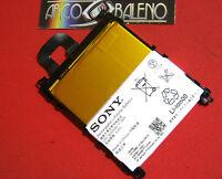 BATTERIA ORIGINALE PER SONY XPERIA Z1 L39H C6903 DA 3000MAH 11.4Wh LIS1525ERPC