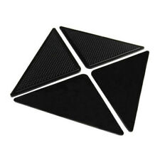4Pcs Non Slip Reusable Carpet Mat Rug Grippers Anti Skid Washable Set For Floor