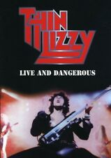 Thin Lizzy - Thin Lizzy: Live and Dangerous [New DVD] Bonus CD, Restored, Ac-3/D