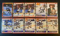 1990 Score Wayne Gretzky Great One HOF 10 Card Lot!