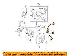 TOYOTA OEM 06-15 RAV4 ABS Anti-lock Brakes-Front Speed Sensor 895420R010