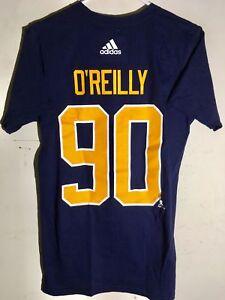 adidas  NHL T-Shirt Buffalo Sabres Ryan OReilly Navy sz XL